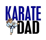 Karate Dad (Of GIRL) Karate Shirts Gifts