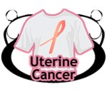 Uterine Cancer T-Shirts and Merchandise