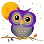 Owly Moon