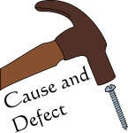 Cause and Defect