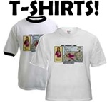 Any Questions T-shirts