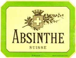 The Virtual Absinthe Museum Wall Calendar.