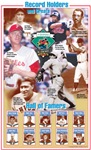 Mud Hens All-Star Commemorative Poster #4