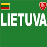 Lietuva Lithuanian Olympic Style Design