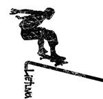 Lietuva Extreme Skateboarder