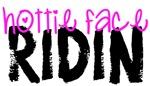 Hottie Face Riding!