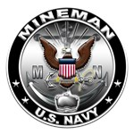 USN Mineman Eagle MN