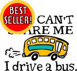 You Can't Scare Me... Schoolbus