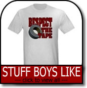 Stuff the Boys Like - Tshirts & More