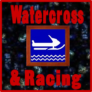 Watercross & Snowmobile Racing T-shirts