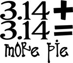 3.14 = More Pie