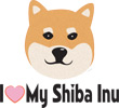 I Love My Shiba Inu