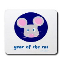 2008 is the Year of the Rat!