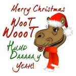 Merry Christmas Woot Woot Camel