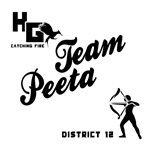 Catching Fire Team Peeta