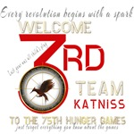 3rd Quarter Quell Team Katniss