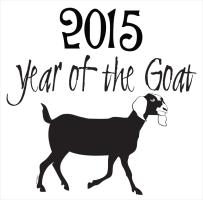Year of  the Goat Nubian