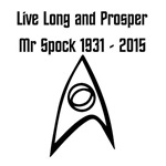 Live Long and Prosper Mr Spock
