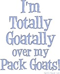 Totally Goatally Pack Goat