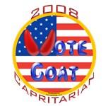 Election 2008 Vote Goat