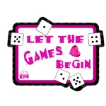 Let The Games Begin Bunco/Dice