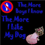 The More Boys, I Like My Dog