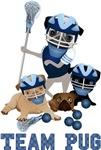 Team Pug Lacrosse Pugs