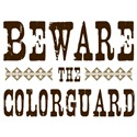 Beware the Colorguard