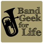 Baritone Band Geek