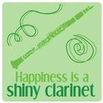 Happiness is a Shiny Clarinet