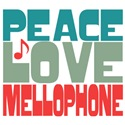 Peace Love Mellophone