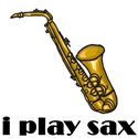 I Play Sax