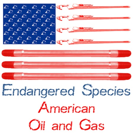 Endangered Species: American oil and gas productio