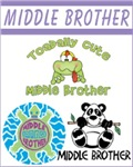 MIDDLE BROTHER DESIGNS