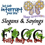 Slogans, Symbols and Humor