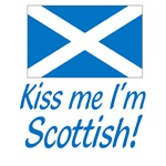 Kiss Me I'm Scottish