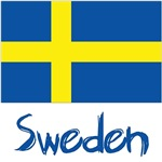Sweden Flag/Name
