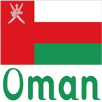 Oman Flag/Name