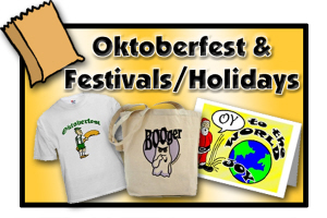Octoberfest, Festivals & Holidays