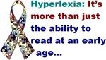 Hyperlexia: It's more...