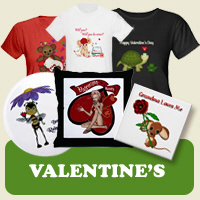 Anti and Pro Valentine's Day : Tees, Gifts & A