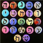 Hebrew Letter AlefBet