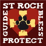 St. Roch Protect My Dog