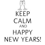 KEEP CALM AND HAPPY NEW YEARS!