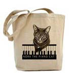 BAGS - NORA THE PIANO CAT™