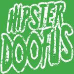 Hipster Doofus Seinfeld T-Shirt