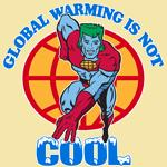 Global Warming T-Shirts