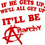 Anarchy of John Bender Shirt