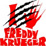 I Love Freddy Krueger Shirt