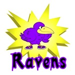 RAVENS TEAM T-SHIRTS AND GIFTS